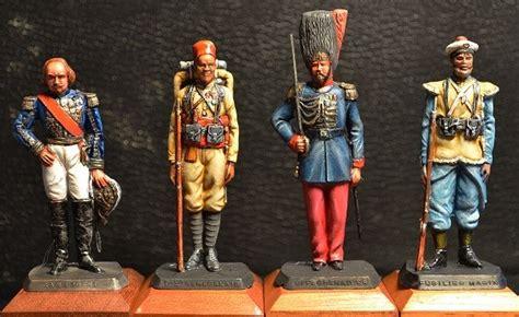 cafe soldatini mokarex storme figurines model soldiers tin
