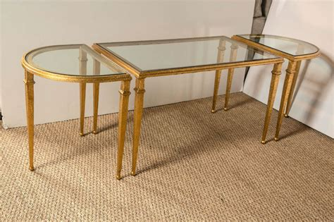 trio coffee table for sale at 1stdibs