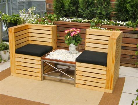 new 60 garden furniture made out of pallets design