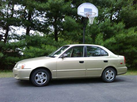 2001 hyundai accent gl trademark auto