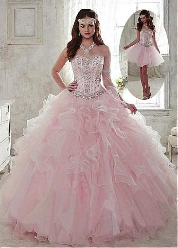 Diandra Dress 2 fantastic 2 in 1 gown quinceanera dresses sweet 15