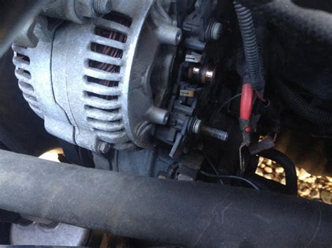 replace  voltage regulator wo removing  alternator volvo forums volvo