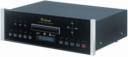 mcintosh ms  server sound vision