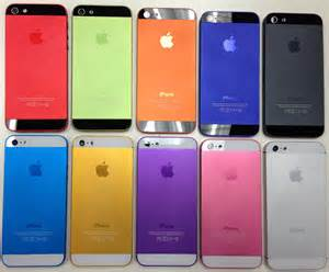 how to change iphone color best nyc iphone 5 color conversion iphone 5 color