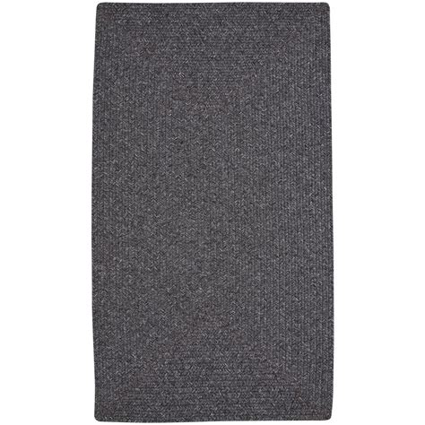 Capel Area Rugs Capel Candor Concentric Grey 7 Ft 6 In X 7 Ft 6 In
