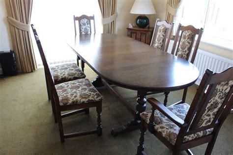 charm lancaster light oak extending dining table 4
