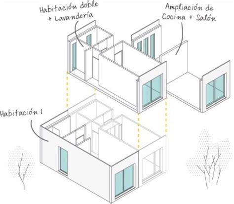 cadenas prefabricadas construccion aplihorsa casas modulares de hormig 243 n hechas en espa 241 a