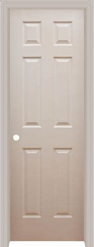 Prefinished White Interior Doors Prefinished Wood Interior Prehung Doors By Mastercraft Home Design Idea