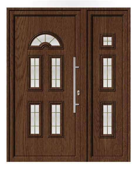 porta ingresso pvc porta d ingresso in pvc noce linea classica ligurgo