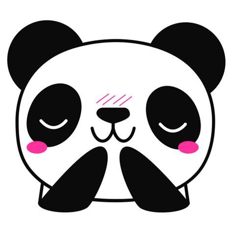 imagenes de osos kawai panda emoji cute kawai kpop emoji pinterest