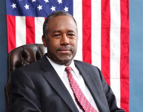 scenes gop presidential candidate ben carson