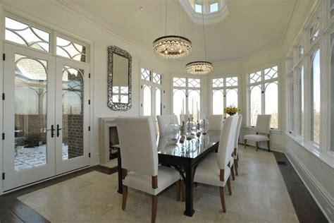 celebrity homes contemporary dining room nashville mitchell barnett architect pc