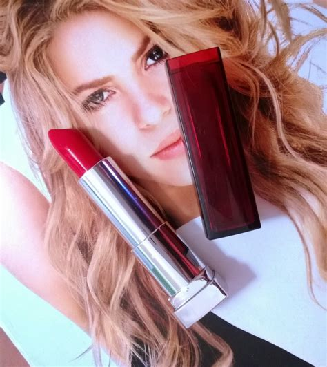 Maybelline Get The Look Match Color Lipstick 794 Matte 1 swatch maybelline color sensational lipcolor in
