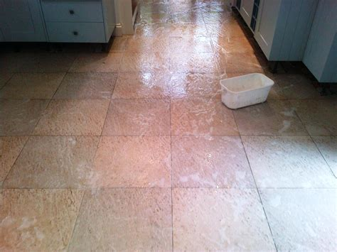 deep cleaning textured ceramic kitchen floor tiles wendover bucks south buckinghamshire tile