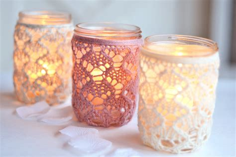 Handmade Candle Holder Ideas - 17 amazing handmade candle decoration diy ideas style