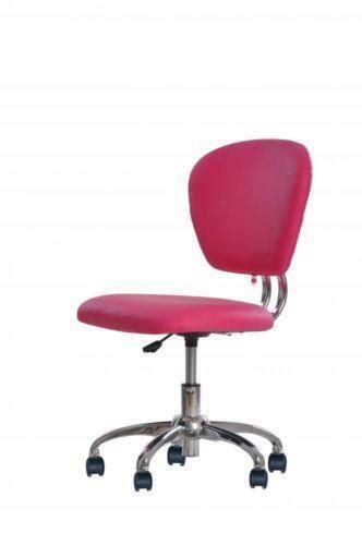 pink office chair ebay