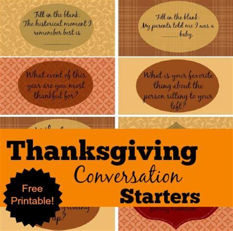 printable thanksgiving conversation cards free thanksgiving conversation starters money saving mom 174