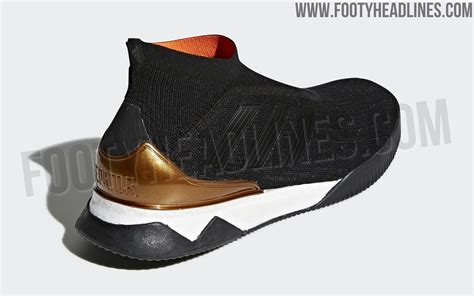 adidas predator tango  boost sneaker revealed footy