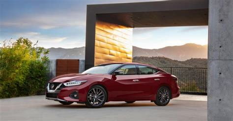 2019 Nissan Maxima Owners Manual Owners Manual Usa