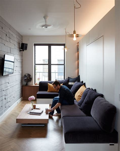 350 square feet lifeedited nyc smart micro apartment 2 idesignarch