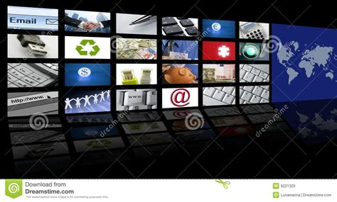 Tv Videotech tv screen technology and communications royalty free stock images image 9221329