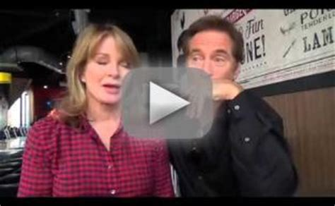 drake hogestyn and deidre hall married days of our lives cast shares memories from set watch now