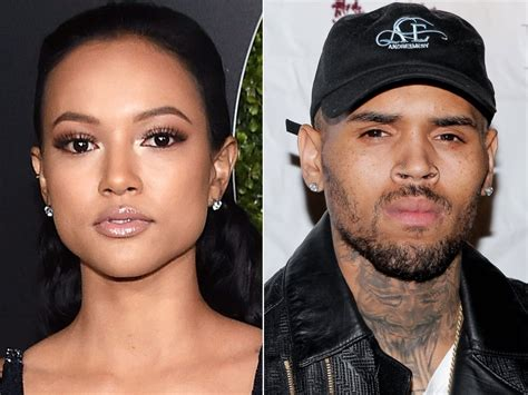 what hair products does karruche tran use judge grants karrueche tran a 5 year restraining order