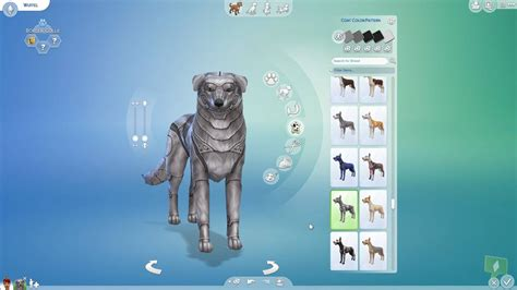 mod the sims robot traits 5 flavors thanks for the robot dogs gurus thesims