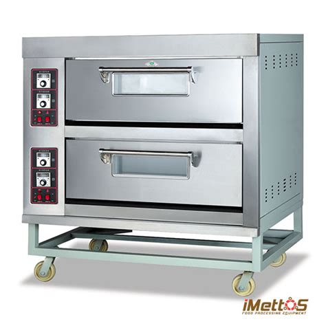 Oven Imbaco imettos arf 60h 3 layers 6 pans commercial ovens gas baking oven series