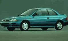 subaru impreza 1995 factory service manual car service manuals