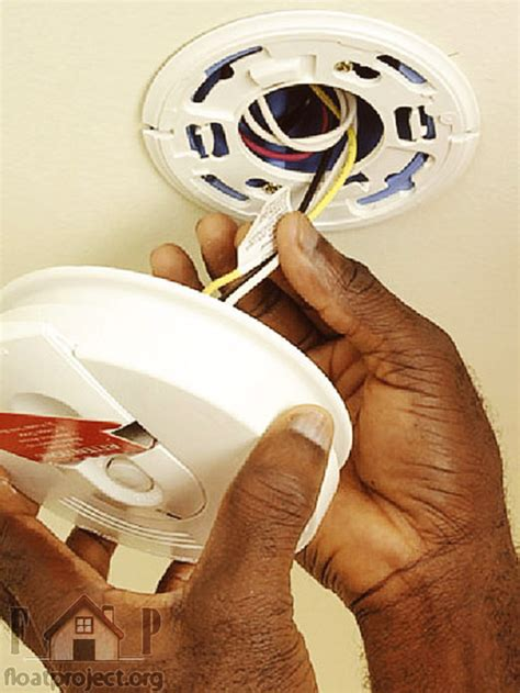 how to install smoke detector installation of hardwired smoke detectors home designs