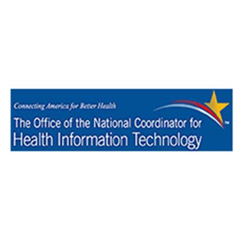 Office Of National Coordinator by Sponsor List Hcil