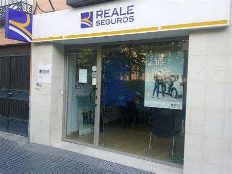 reale oficinas agencia de seguros reale en aranjuez reale aranjuez