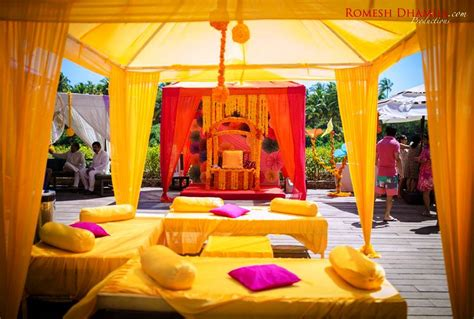 5 Inexpensive & Fun Decor Ideas that are sure to transform your mehendi!   My Wedding Planning