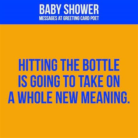 funny baby shower wishes  congratulations messages