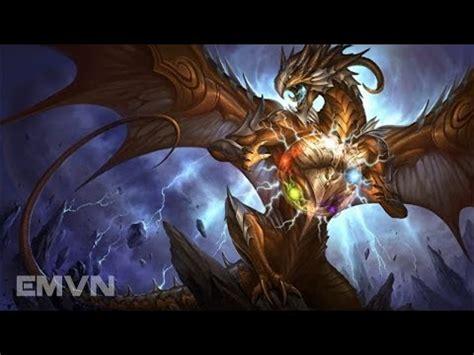 epic hybrid alliance iron dragon epic  vn youtube
