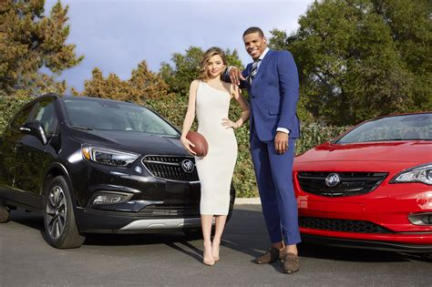 buick super bowl commercial newhairstylesformen2014com cam newton miranda kerr and buick make a not so pee wee
