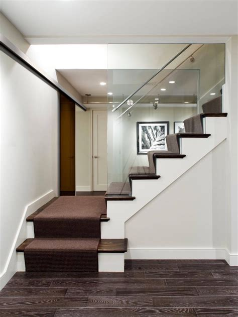 Banister Options Stair Steps Ideas Basement Masters