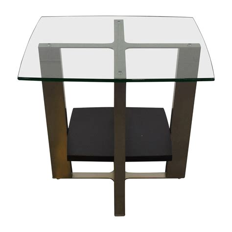 where to buy glass for table top glass and chrome end tables home design ideas and pictures