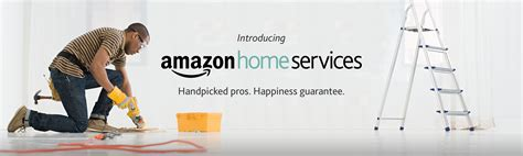 amazon help amazon home services amazon com