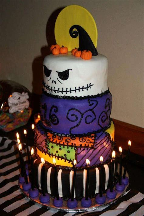 Nightmare Before Christmas Birthday Party Ideas   Photo 4