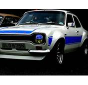 Ford Escort Mk1 Rs Mki Wallpapers