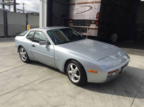 porsche 944 coupe 1989 porsche 944 s2 coupe buy classic volks