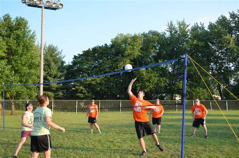 backyard volleyball outdoor volleyball scranton social sports club