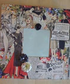 Decoupage Mirror Ideas - decoupaged mirrors on decoupage mirror and