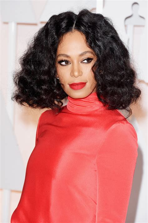 Solange Knowles Hairstyles by Oscar 2015 Hairstyles Hairstyles 2017 Hair