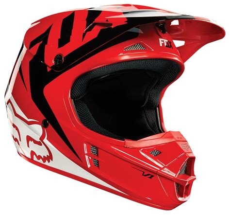 fox v1 motocross helmet 169 95 fox racing v1 race helmet 205089