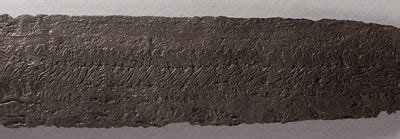 saxon pattern welding ashmolean museum anglo saxon discovery swords