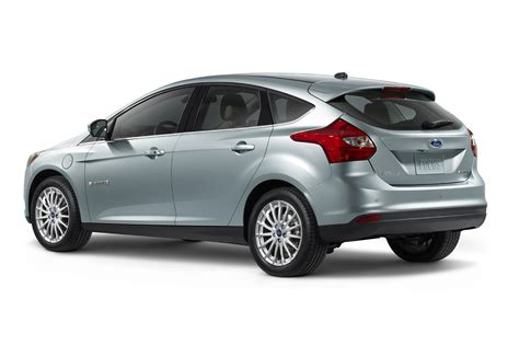 ford mysync ford focus electric revealed in