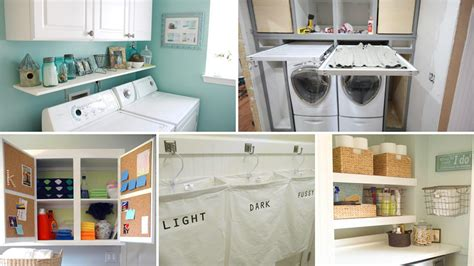Room Hacks | 13 life hacks to calm the craze in your laundry room